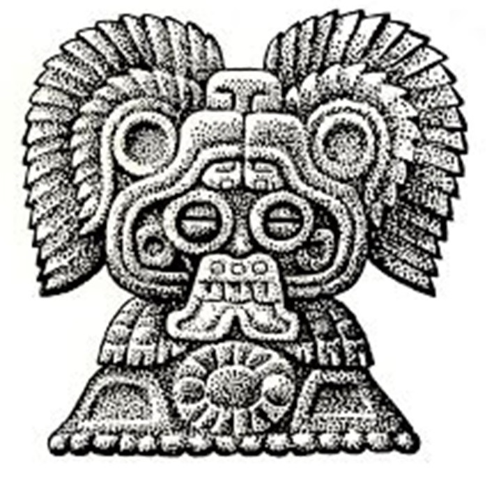Representation of the Spearthrower Owl