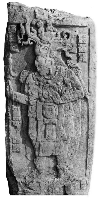 Calakmul Stela 51