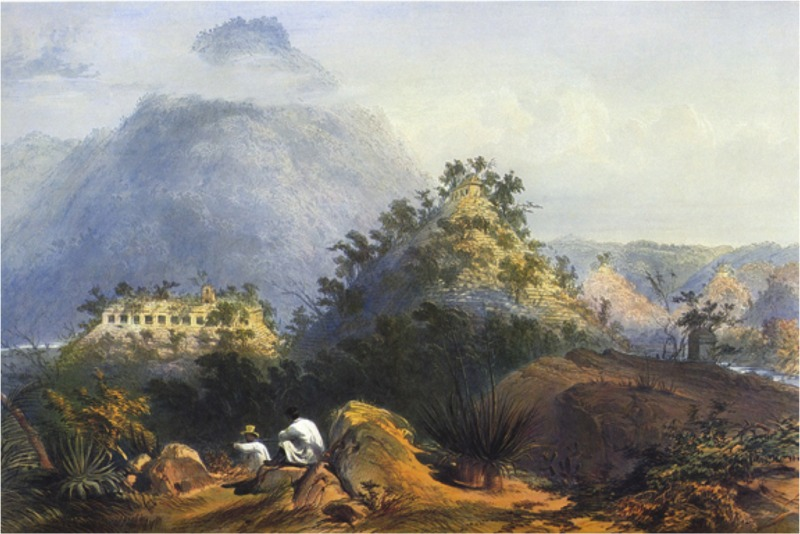 General View of Palenque
