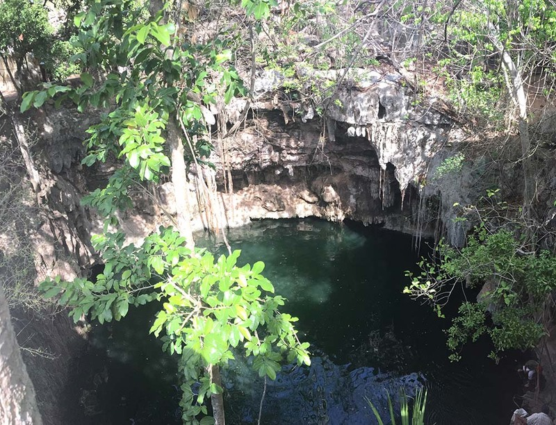 Secluded Cenote