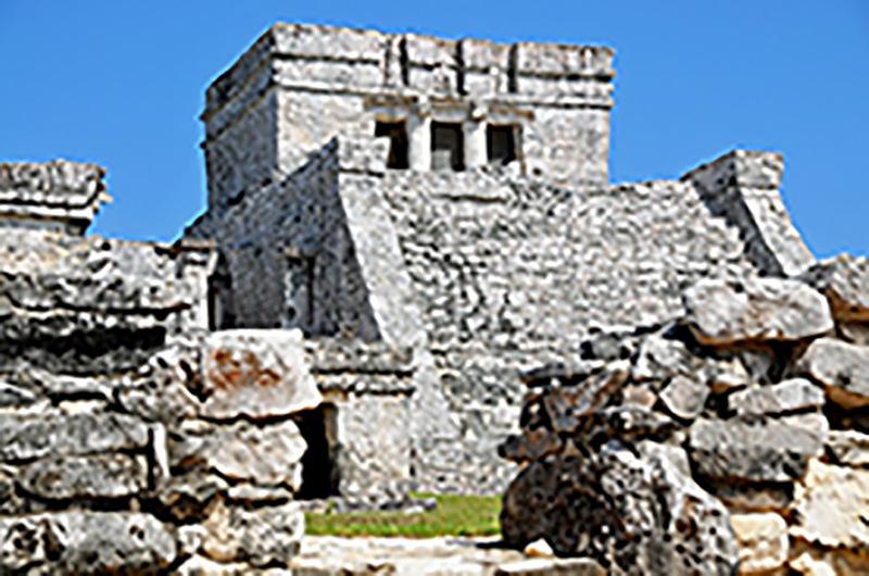 Tulum's El Castillo