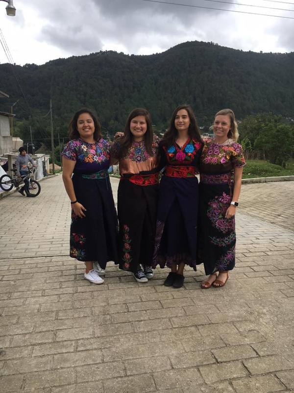 Chiapaneca Traditional Clothing