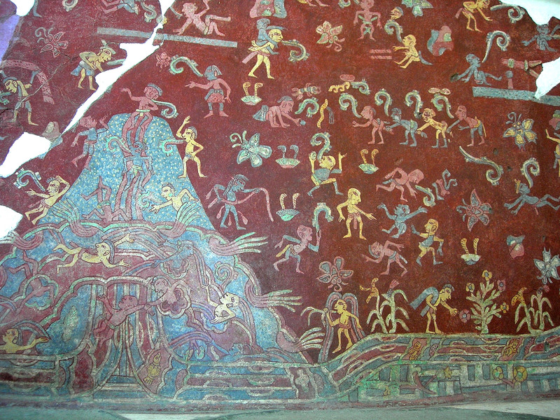 The Bottom Half of the Mural