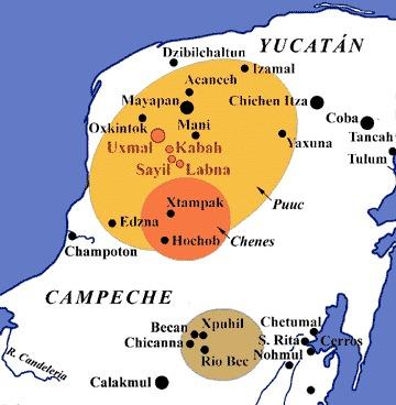 Puuc region