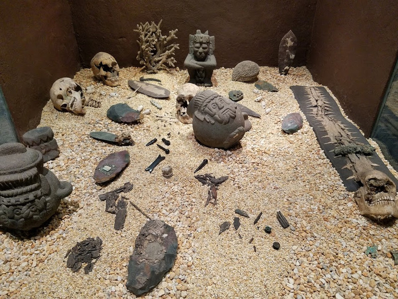 Offering Discovered at Templo Mayor