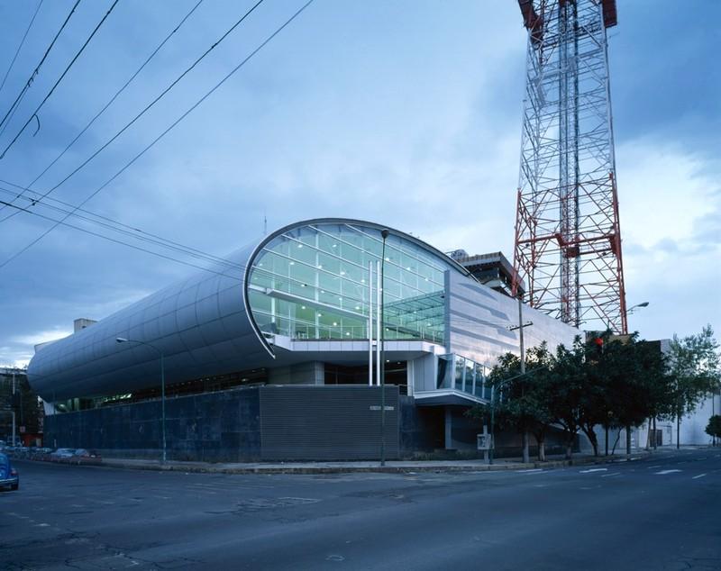 Televisa Edificio de Servicios