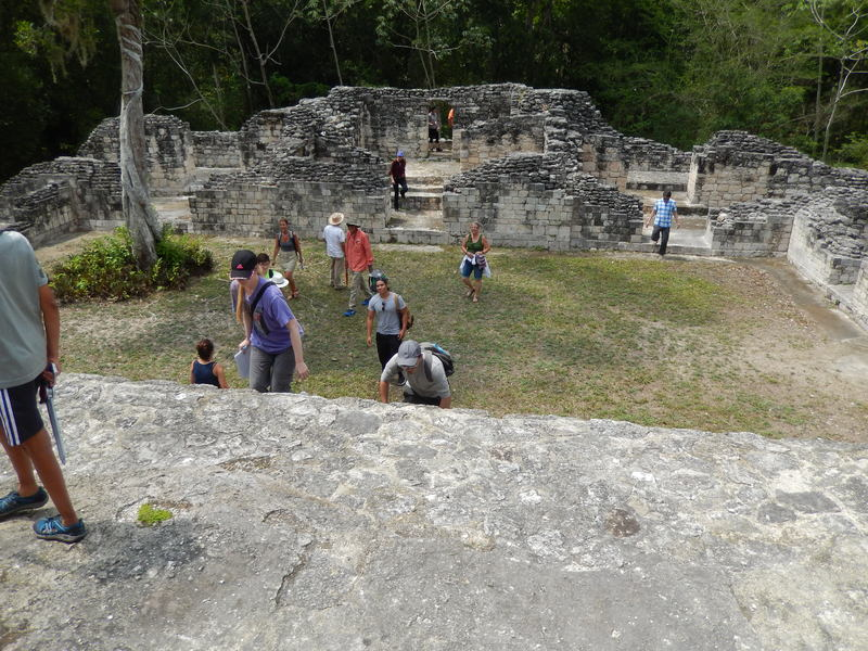 Runis at Calakmul