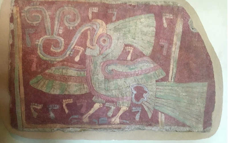 Mural of Quetzalpapalotl Palace
