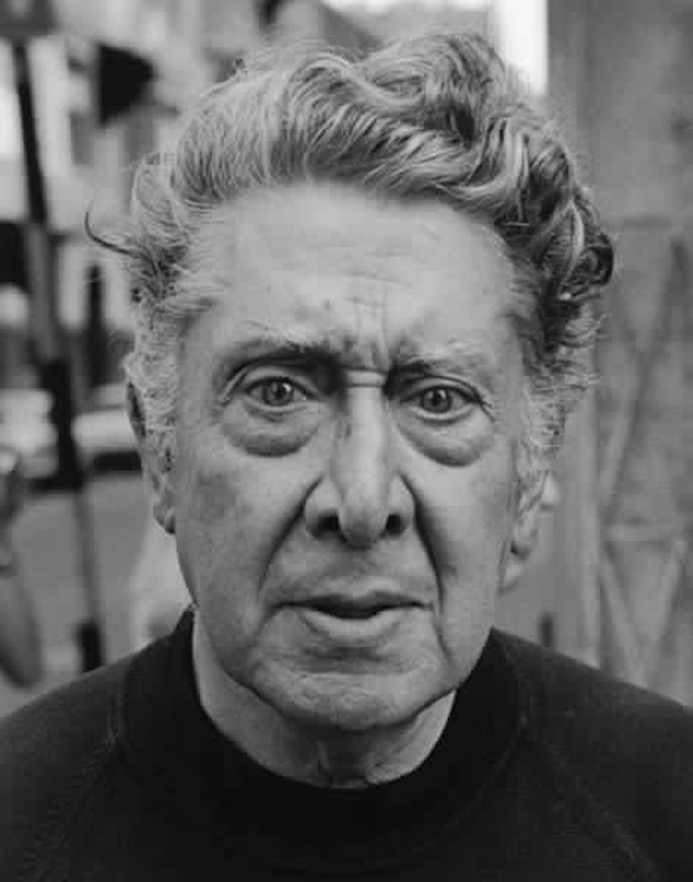 "David Alfaro Siqueiros painted the mural ""From the Profirianism to the Revolution"" between 1957 and 1966. He was incarcerated from 1960 to 1964 for expressing political dissent."