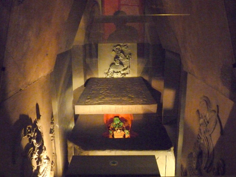 The Tomb of Lord Pakal