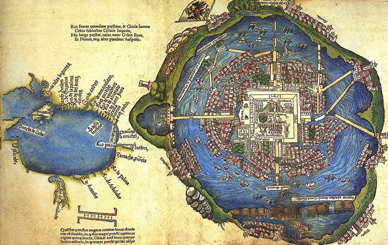 The City of Tenochtitlan